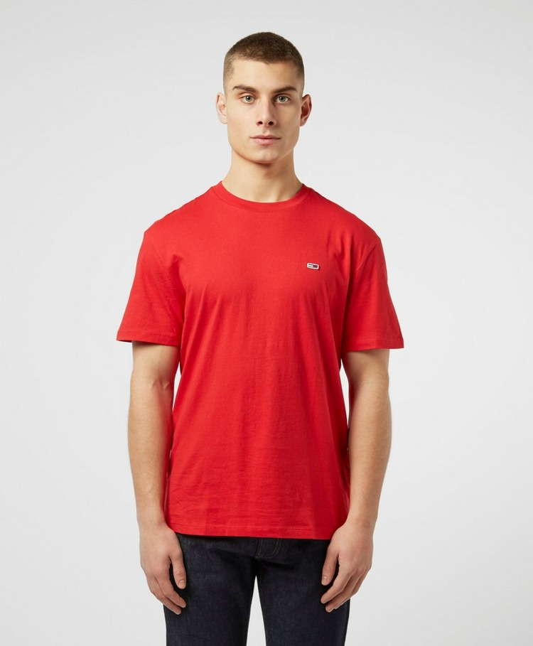 Tommy Jeans Small Flag Short Sleeve T-Shirt