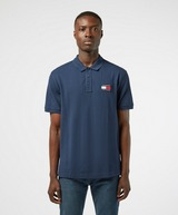 Tommy Jeans Badge Short Sleeve Polo Shirt