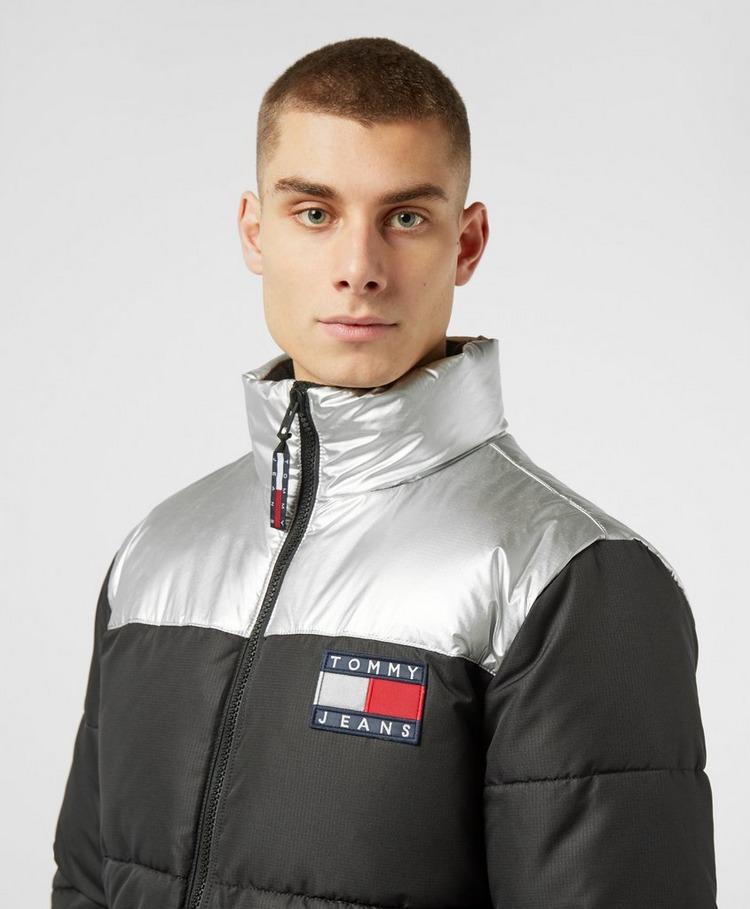 Tommy Jeans Metallic Padded Jacket