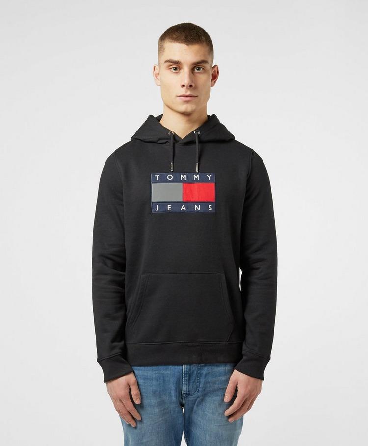 Tommy Jeans Metallic Logo Overhead Hoodie