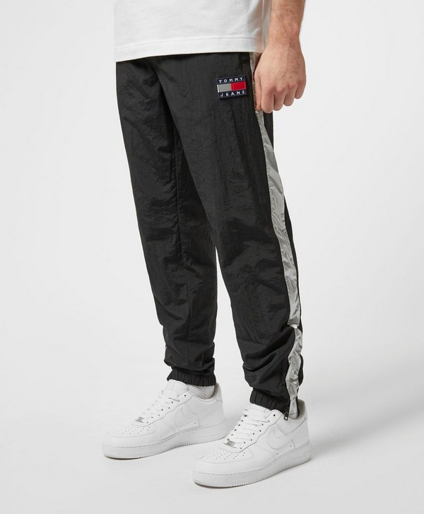 Tommy Jeans Metallic Cuffed Track Pants