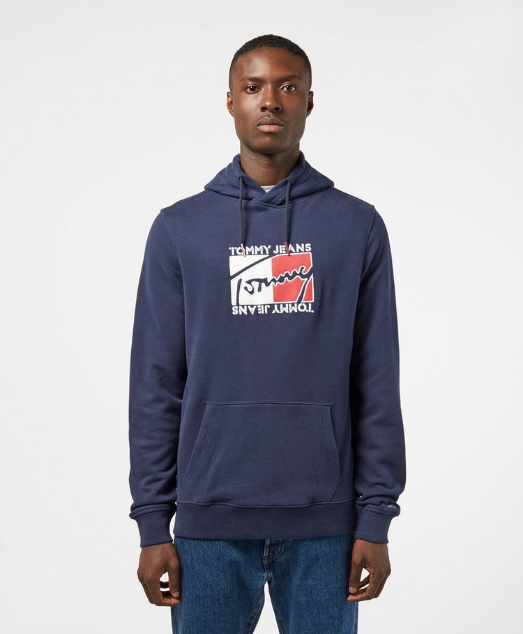 Tommy Jeans Script Graphic Overhead Hoodie