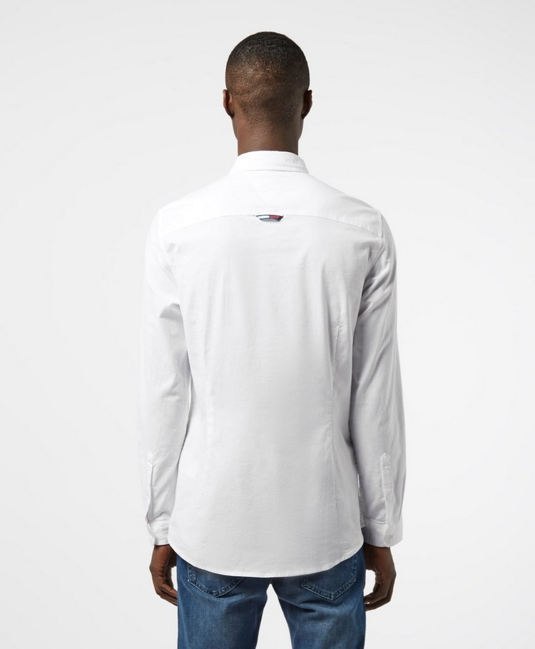Tommy Jeans Oxford Long Sleeve Shirt - Online Exclusive