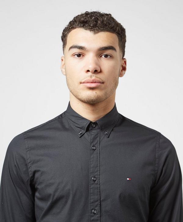 Tommy Hilfiger Long Sleeve Poplin Shirt