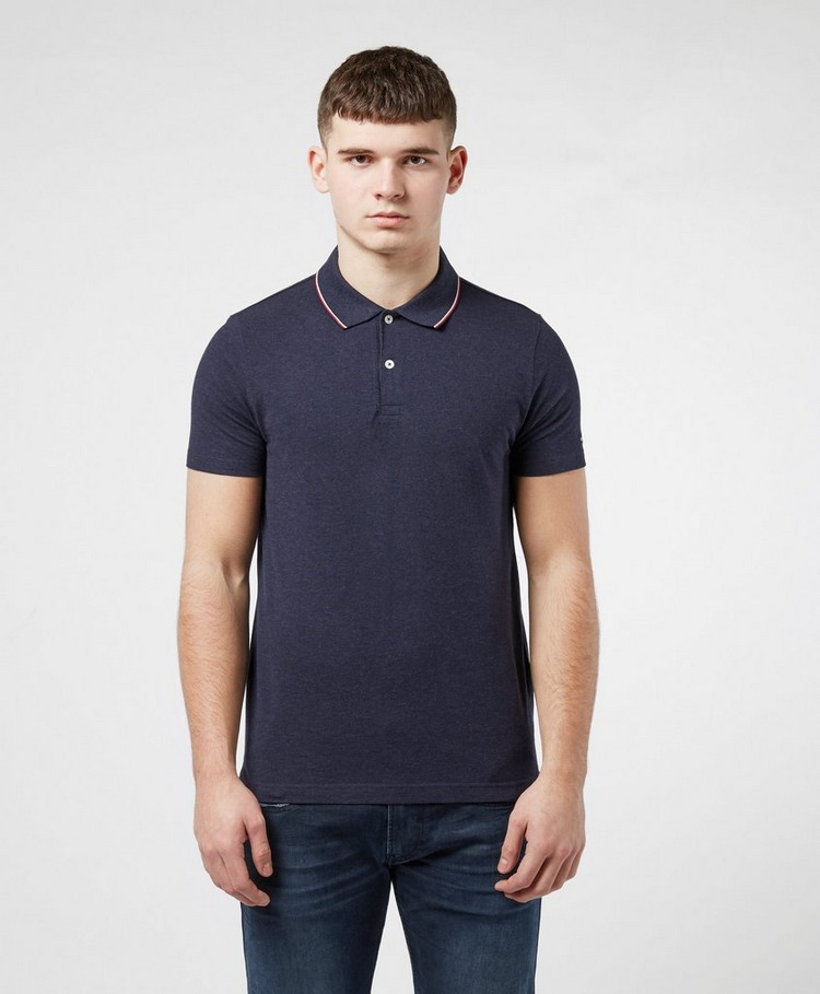 Tommy Hilfiger Tipped Short Sleeve Polo Shirt