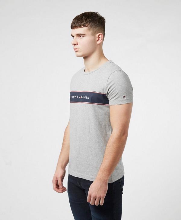 Tommy Hilfiger Chest Panel Short Sleeve T-Shirt