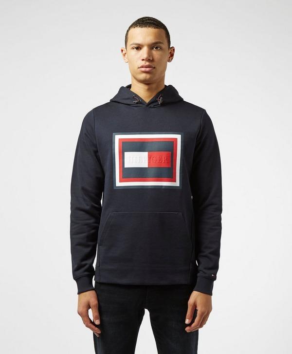 Tommy Hilfiger Box Logo Overhead Hoodie