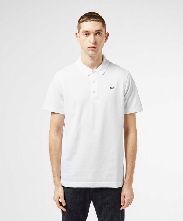 Lacoste Alligator Short Sleeve Polo Shirt Men's