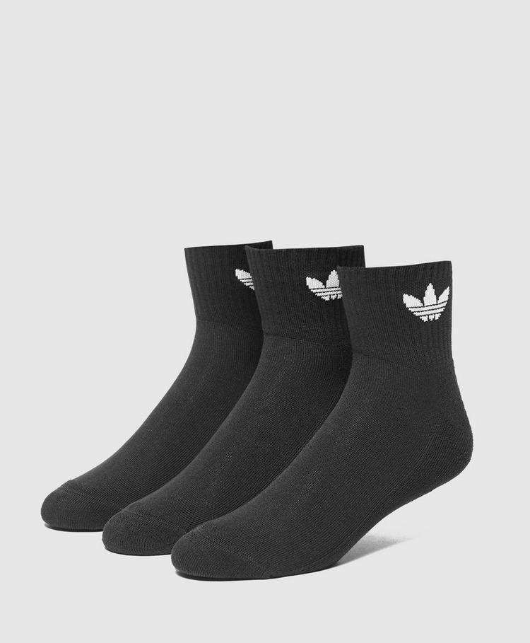 adidas Originals 3 Pack Ankle Socks