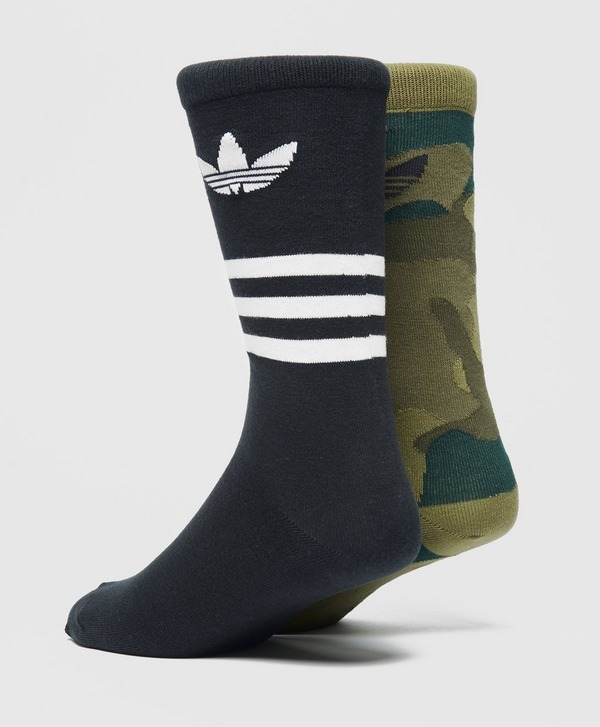 adidas Originals 2 Pack Socks