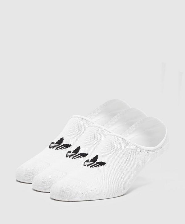 adidas Originals 3 Pack No Show Socks