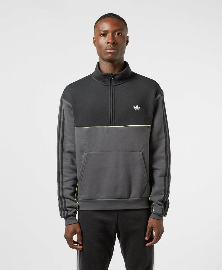 adidas Originals Mod Half Zip Sweat