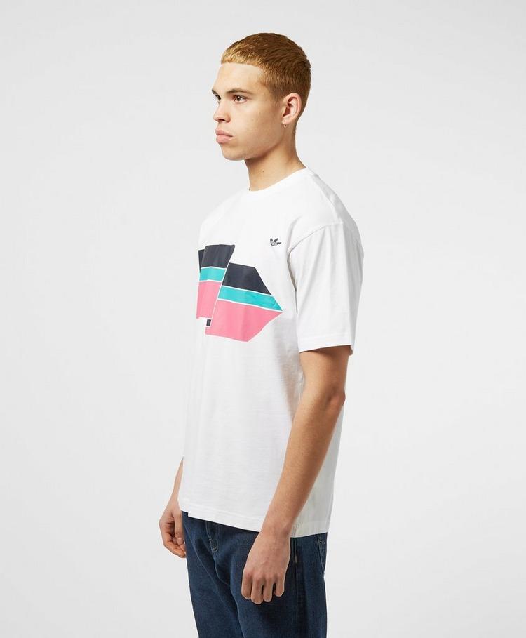 adidas Originals Ripple Short Sleeve T-Shirt
