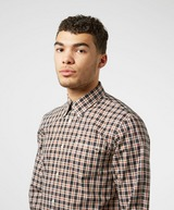 Pretty Green Leon Check Long Sleeve Shirt