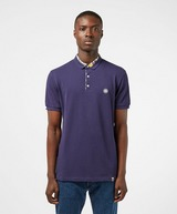 Pretty Green Experienced Carver Short Sleeve Polo Shirt