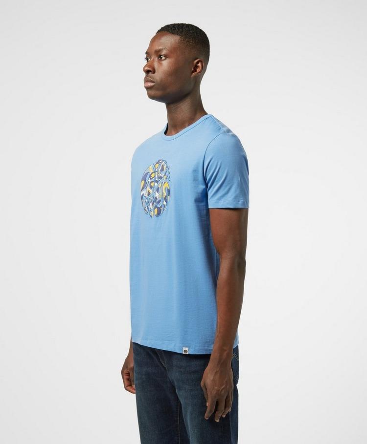 Pretty Green Experienced Applique Short Sleeve T-Shirt