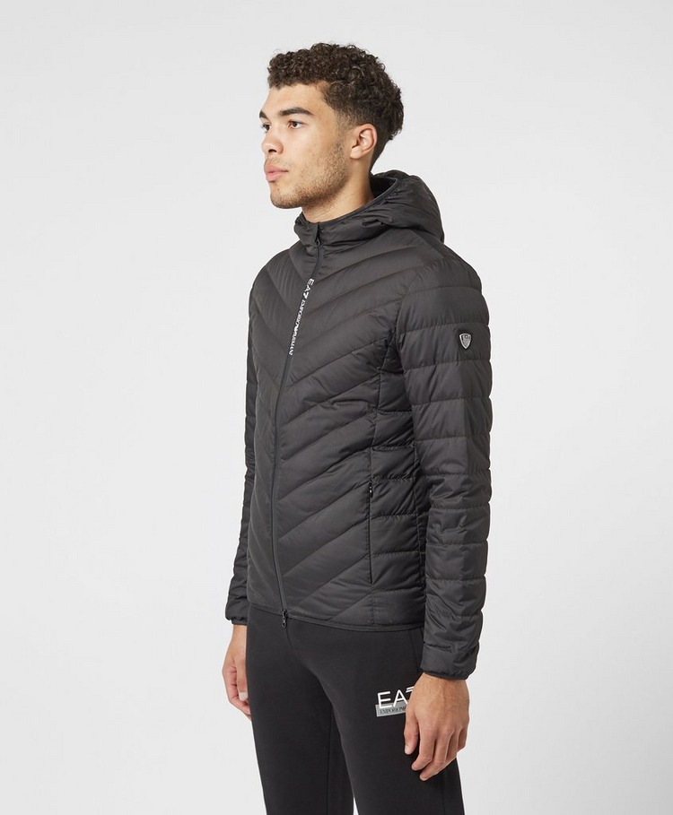 Emporio Armani EA7 Core Shield Logo Down Padded Jacket