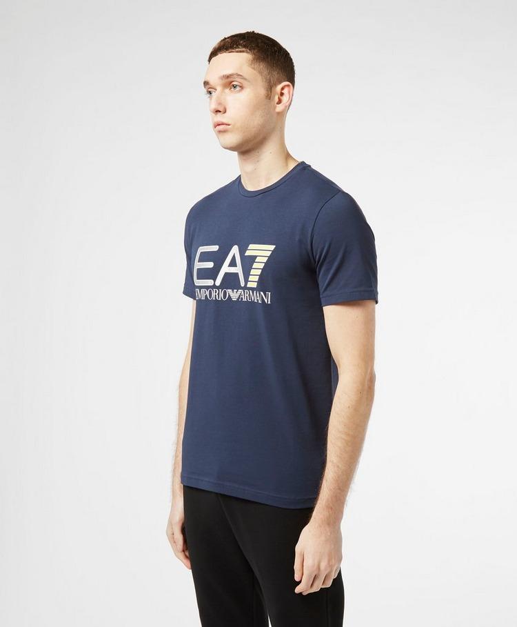 Emporio Armani EA7 Sporty Logo Short Sleeve T-Shirt