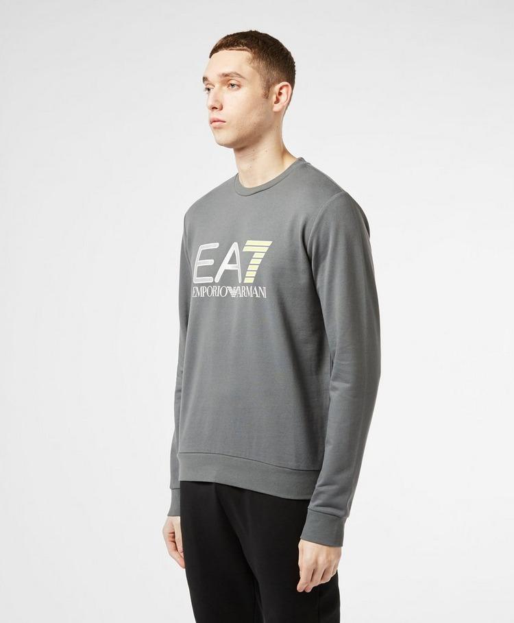 Emporio Armani EA7 Sporty Logo Sweatshirt