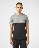 Emporio Armani EA7 Block Tape Short Sleeve T-Shirt - Exclusive