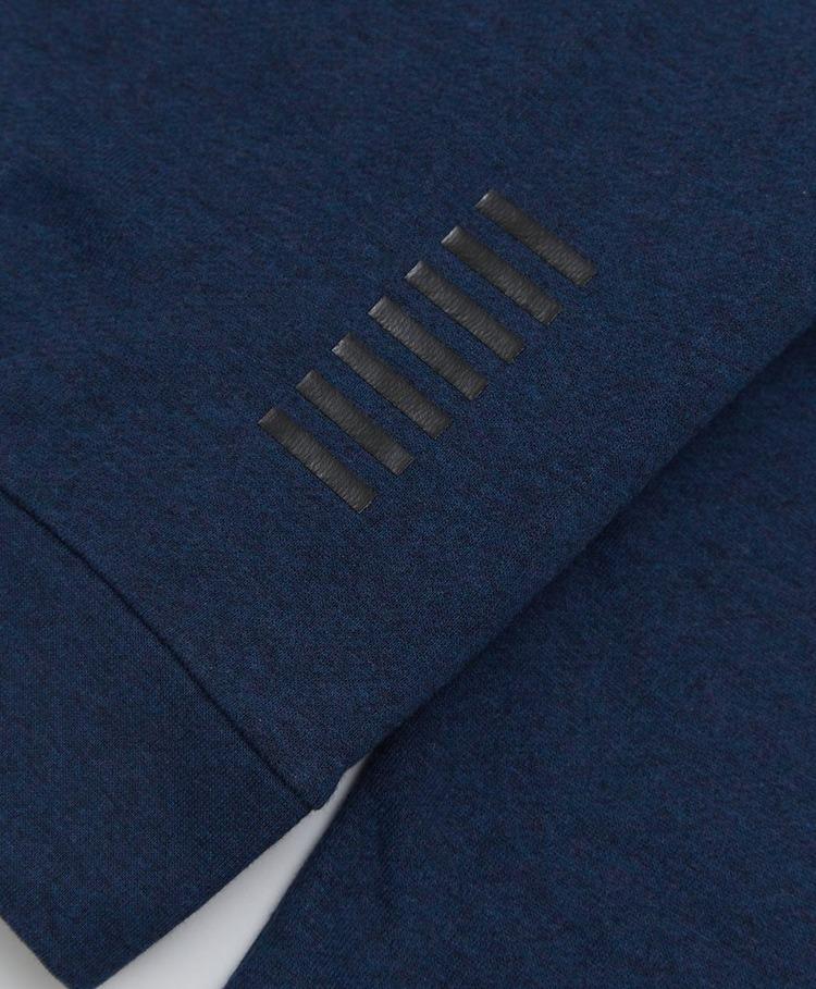 Emporio Armani EA7 Core ID Label Full Zip Hoodie