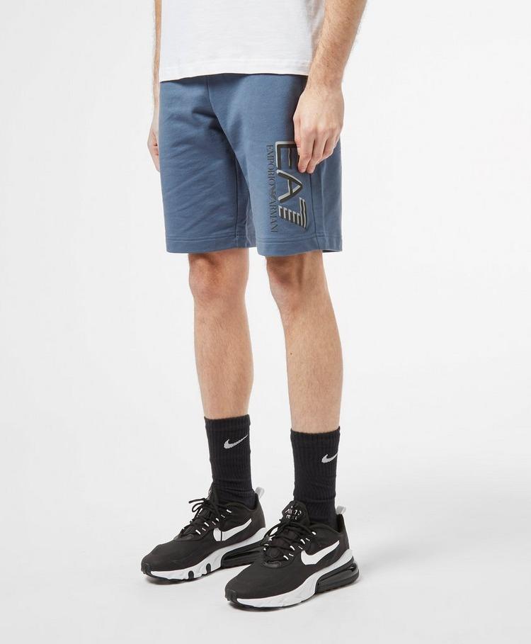 Emporio Armani EA7 Visibility Logo Fleece Shorts