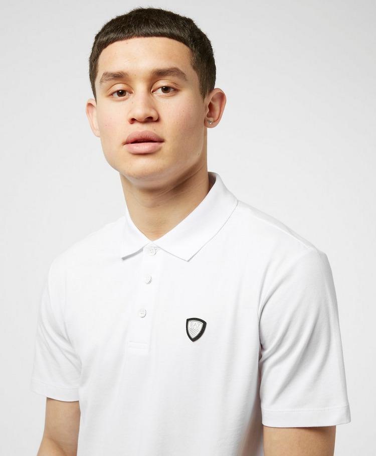Emporio Armani EA7 Core Shield Short Sleeve Polo Shirt
