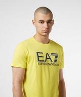 Emporio Armani EA7 Visibility Logo Pima Short Sleeve T-Shirt
