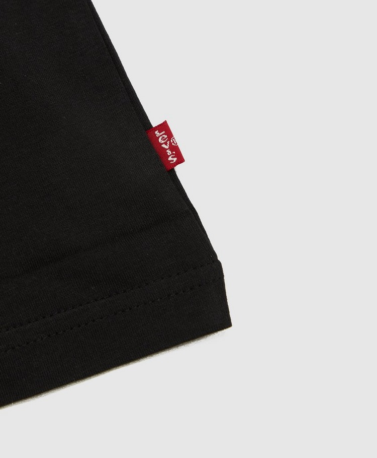 Levis Multi Colour Logo Short Sleeve T-Shirt