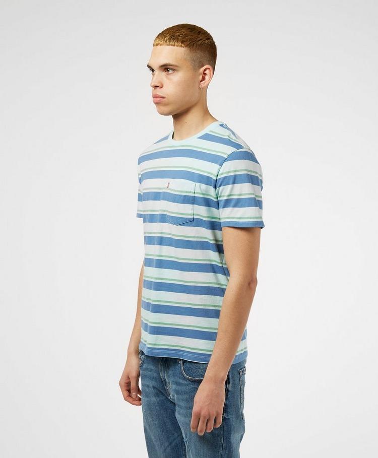 Levis Stripe Pocket T-Shirt Men's