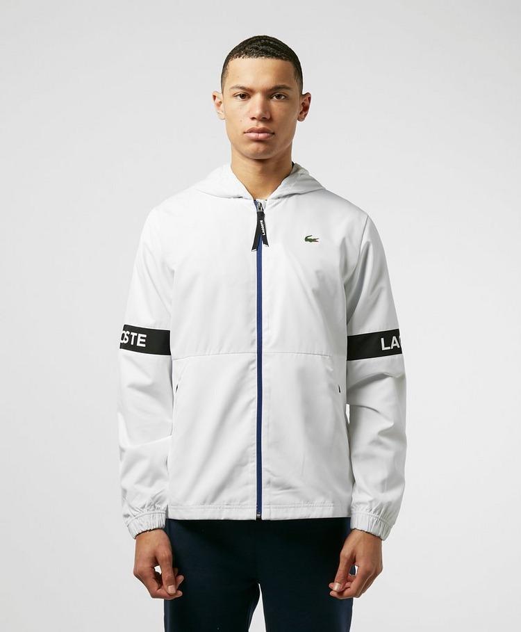 Lacoste Logo Sleeve Light Jacket