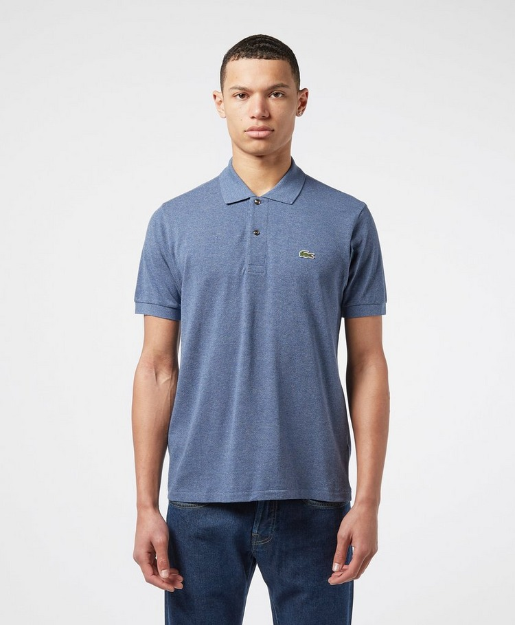 Lacoste L1264 Short Sleeve Polo Shirt