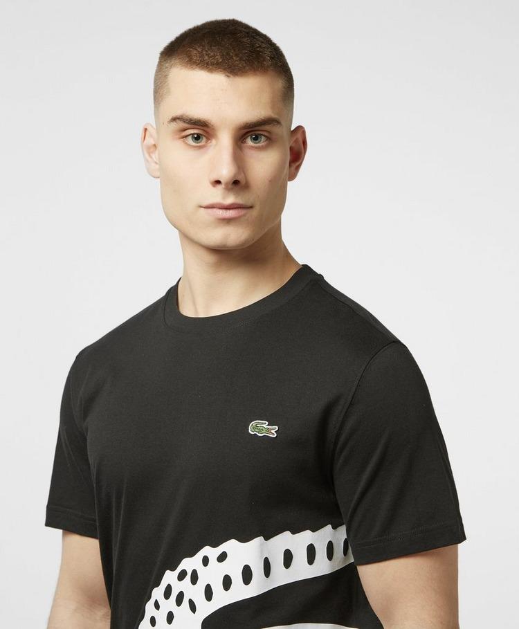 Lacoste Large Wrap Croc Short Sleeve T-Shirt