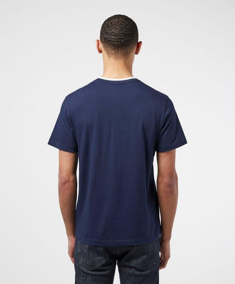 Lacoste Ringer Short Sleeve T-Shirt