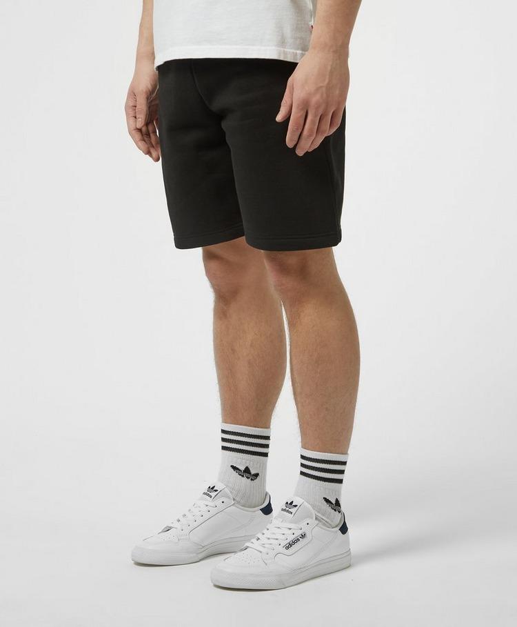 Lacoste Tape Panel Fleece Shorts