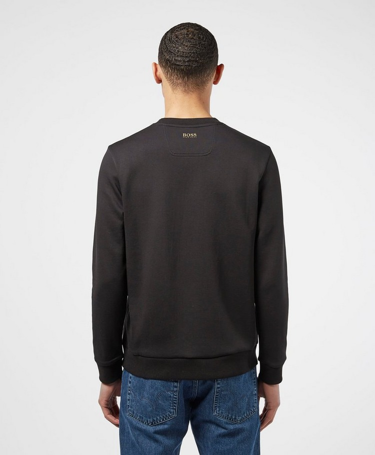 BOSS Salbo Circle Crew Sweatshirt
