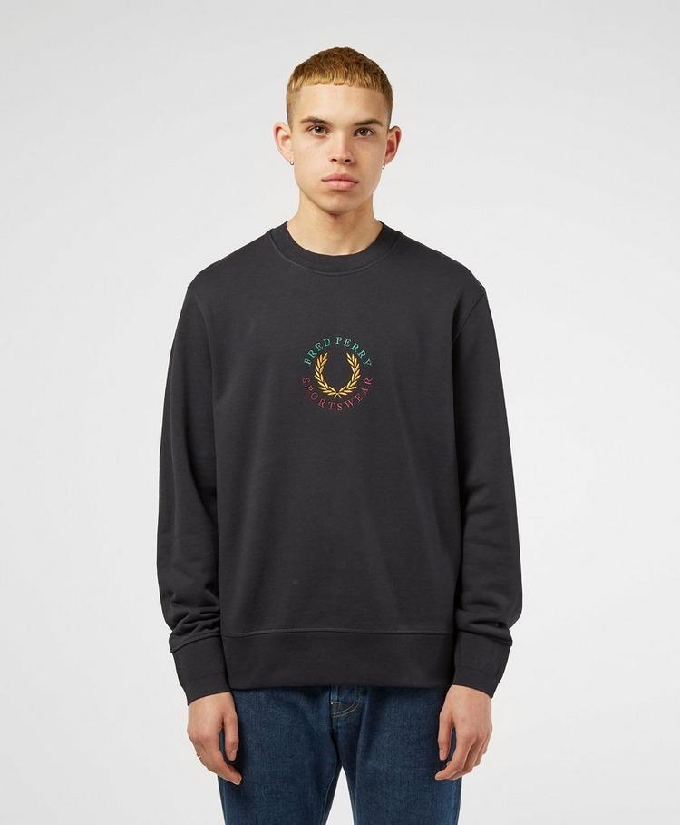 Fred Perry Global Sweatshirt
