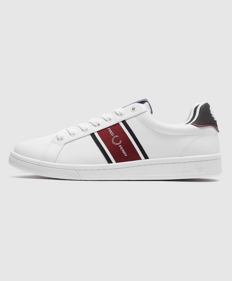 Fred Perry B721 Leather Trainers
