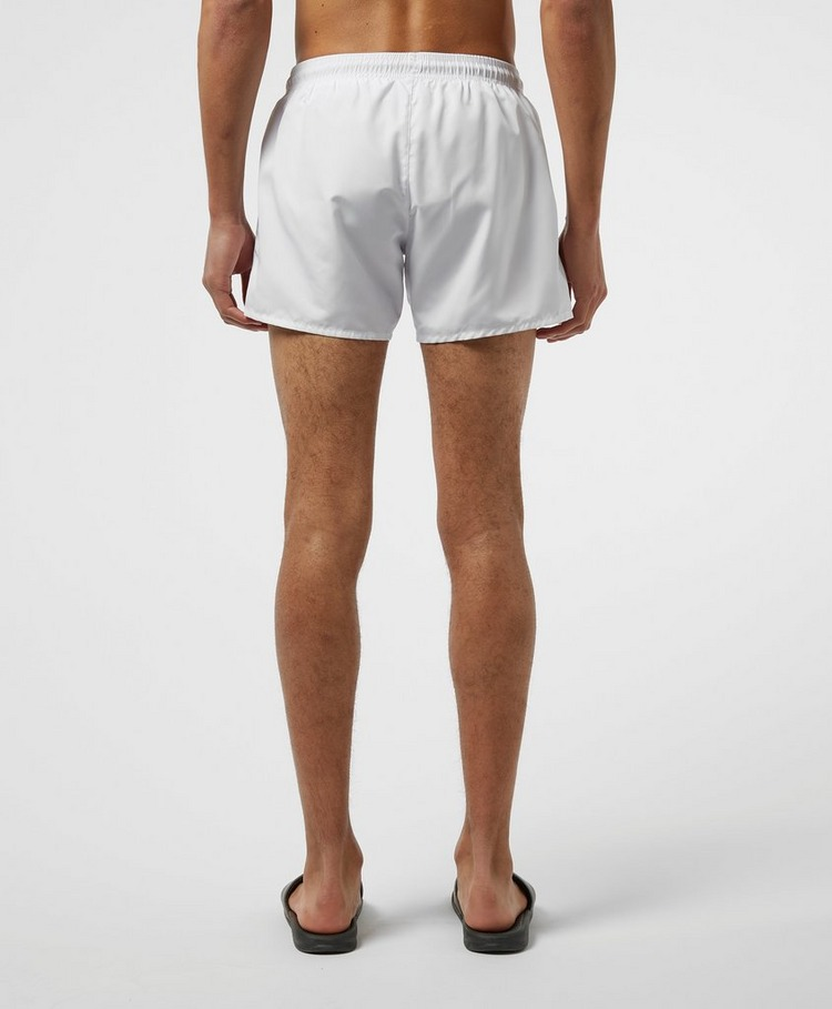 Emporio Armani Loungewear Small Logo Swim Shorts