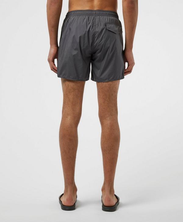 Emporio Armani Loungewear Logo Tape Swim Shorts