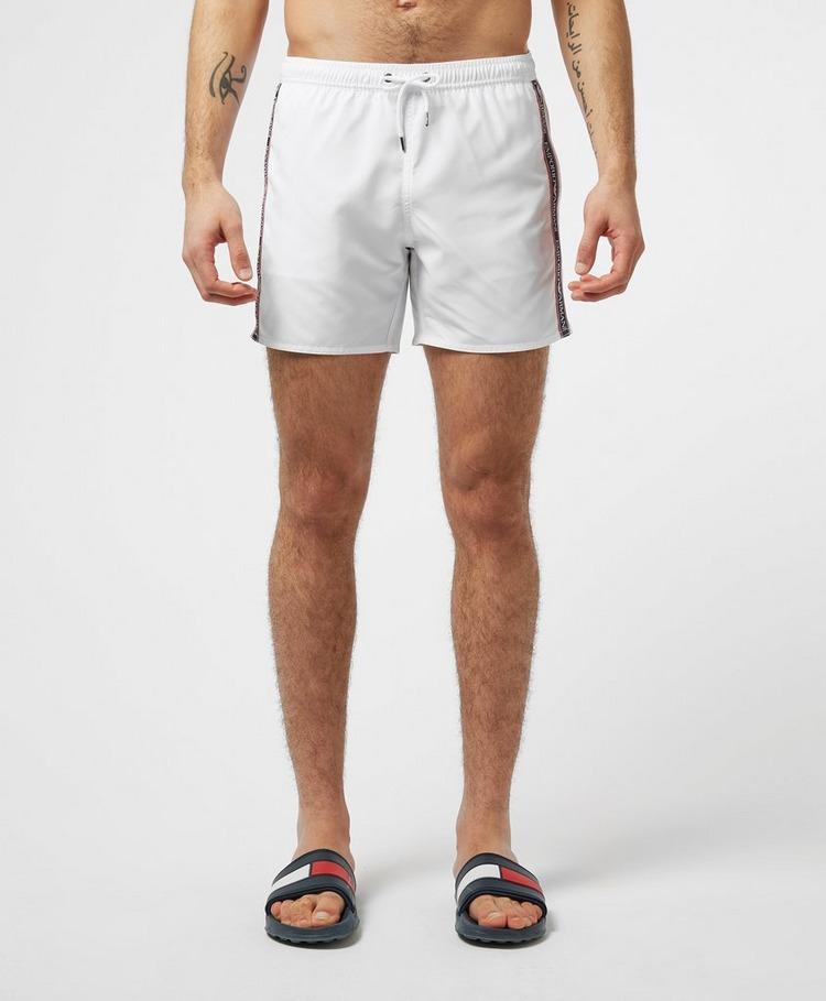 Emporio Armani Loungewear Bold Tape Swim Shorts