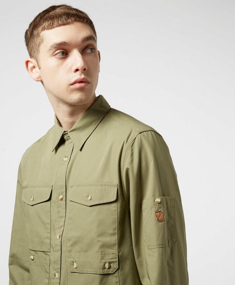 Fjallraven Ovik Shade Long Sleeve Pocket Shirt