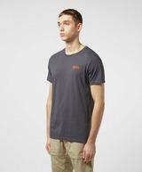 Fjallraven Tornetrask Back Print Short Sleeve T-Shirt