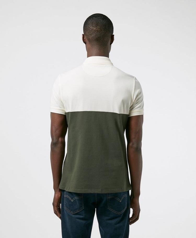 Barbour International Cotter Split Short Sleeve Polo Shirt