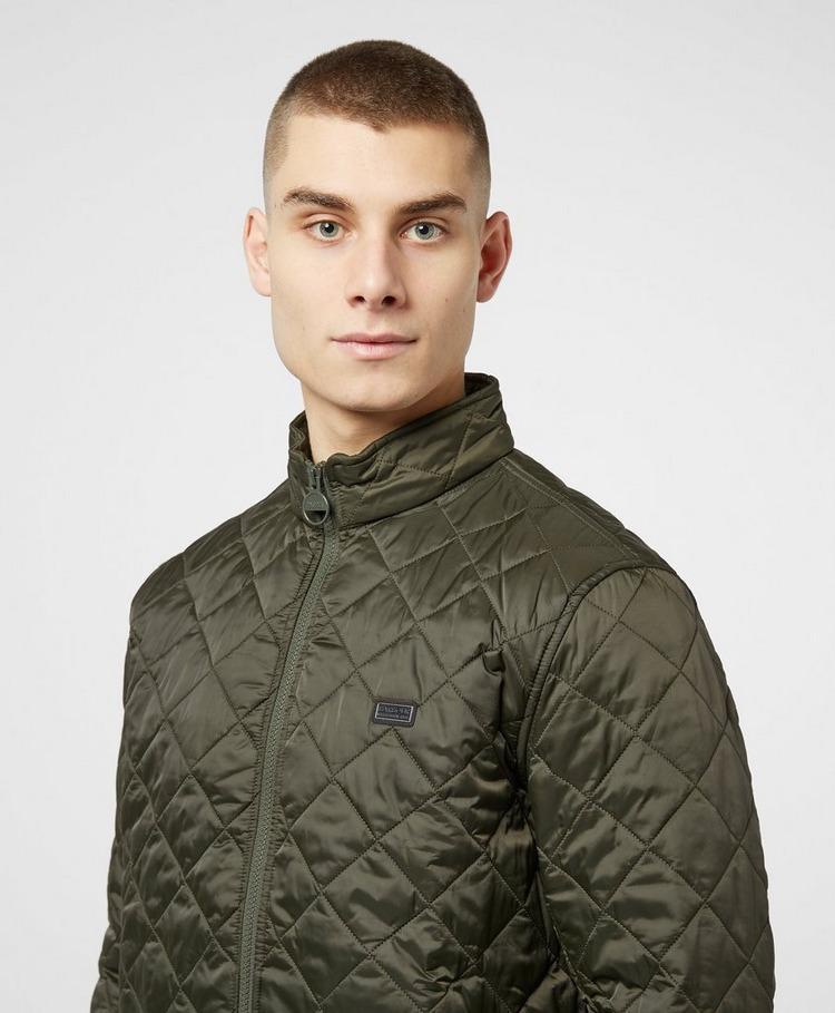 Barbour International Gear Quilted Lightweight Jacket