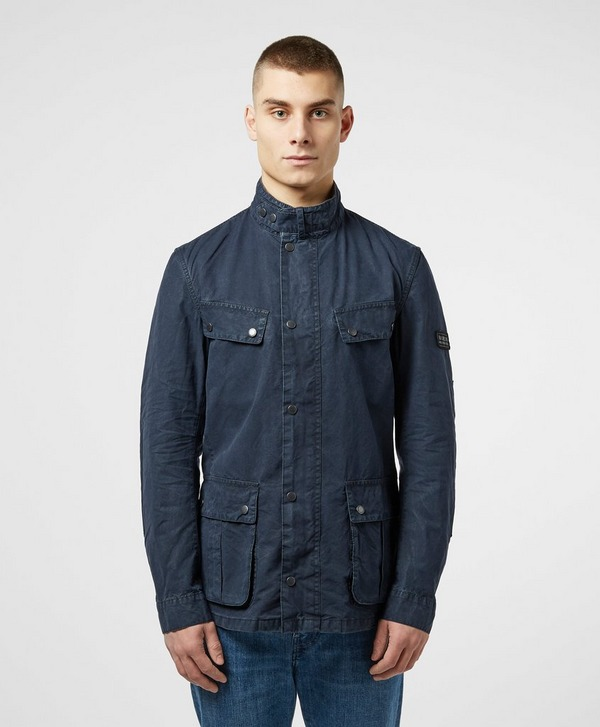 Barbour International Washed Duke Jacket