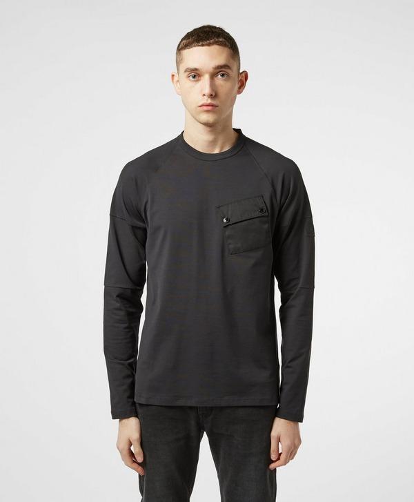 Barbour International Exo Long Sleeve Pocket T-Shirt