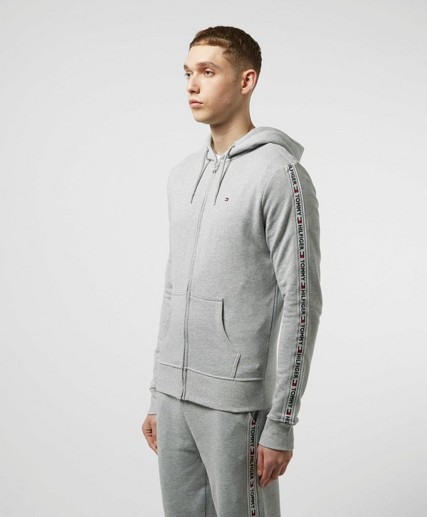 Tommy Hilfiger Loungewear Tape Full Zip Hoodie