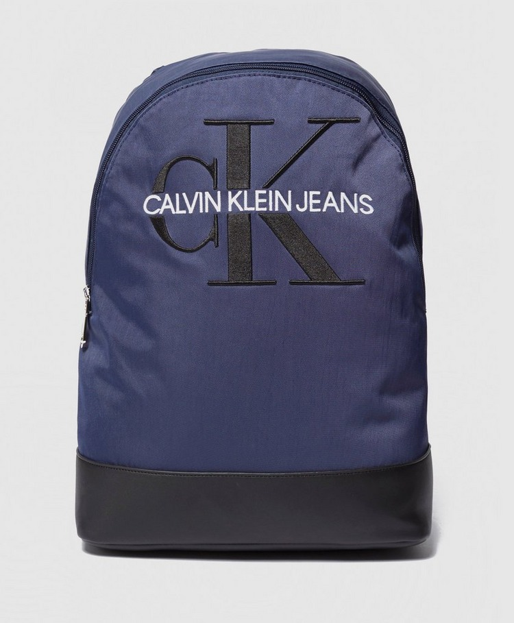 Calvin Klein Retro Logo Backpack