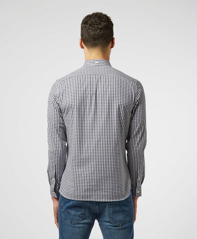 Lyle & Scott Gingham Long Sleeve Shirt